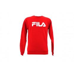 fila classic pure crew sweet - rouge, textile, textile