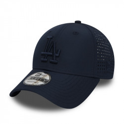 New Era - Casquette MLB Los Angeles Dodgers New Era Feather Perf 9Forty Bleu marine - OFFSHOES.FR -