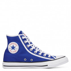 converse high top - bleu, syntetic/textile, textile
