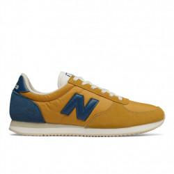 new balance u220 fg - jaune, cuir/suede, cuir/textile