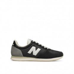 NEW BALANCE U220 FE - noir, cuir/suede, cuir/textile