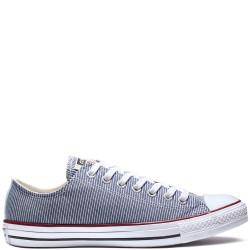 Converse - Chuck Taylor Stripes - bleu, textile, textile