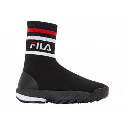 FILA - DISRUPTOR LOGO - noir, textile, textile