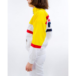 FILA - KAYA WIND JACKET - jaune, textile, textile