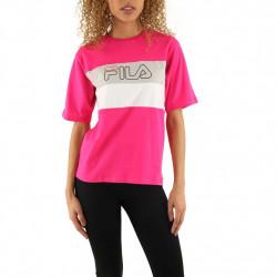 FILA - LEI TEE - rose, textile, textile
