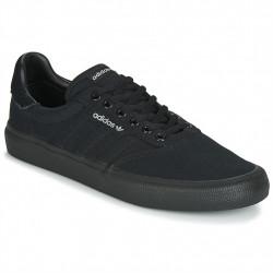 ADIDAS - 3MC - mono-noir, cuir, cuir/textile