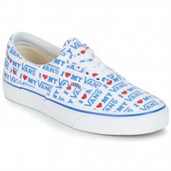 VANS - I HEART VANS - blanc-bleu, syntetic/textile, textile