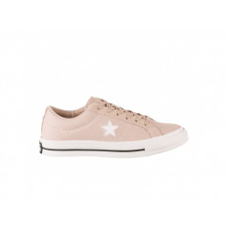 CONVERSE - ONE STAR - rose-beige, textile, textile