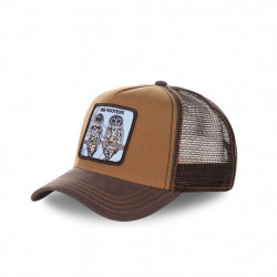 GOORIN BROS - CASQUETTE TRUCKER HOOTERS MARRON -