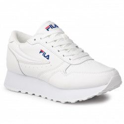 9f16f73fb24 FILA - BASKETS FEMME ORBIT ZEPPA LOW - blanc
