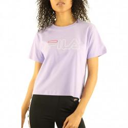 FILA - TABLITA TEE - violet, textile, textile