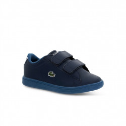 LACOSTE - LACOSTE CARNABY ENFANT - bleu, synthetic, syntetic/textile