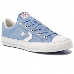 converse starplayer - bleu-ciel, syntetic/textile, textile