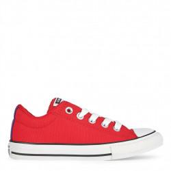 converse street slip - rouge, syntetic/textile, textile