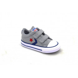 Converse - Starplayer a scratch - gris, syntetic/textile, textile