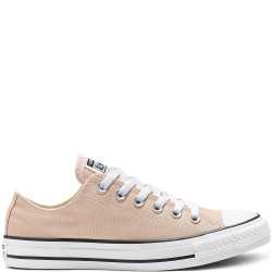CONVERSE - ALL STAR SEASONAL - rose-poudre, textile, textile