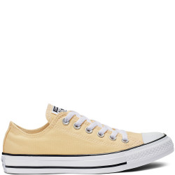 CONVERSE - ALL STAR SEASONAL - jaune, textile, textile