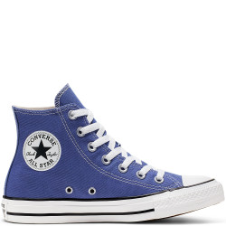 CONVERSE - ALL STAR SEASONAL - bleu-violet, textile, textile