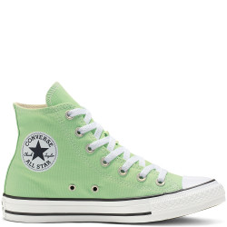 CONVERSE - ALL STAR SEASONAL - vert-pistache, textile, textile