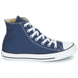 converse chuck taylor all star - navy, toile, tissu