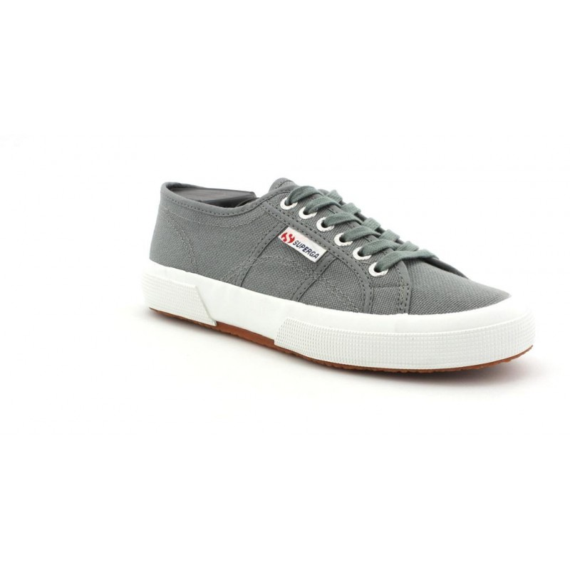 SUPERGA 2750 - CLASSIC - - CHAUSSURES GREY SAGE CHAUSSURES - ADULTES NEUF 67705a