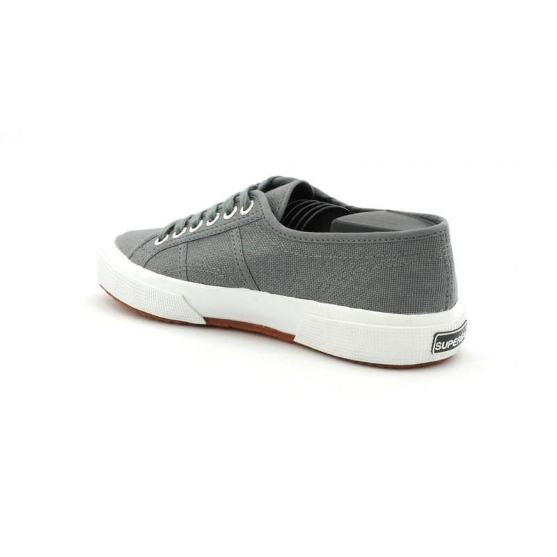 Gris 40 Clásico Superga Adu Shoes lona Sage M38 de 2750 Tela qE8fHO8