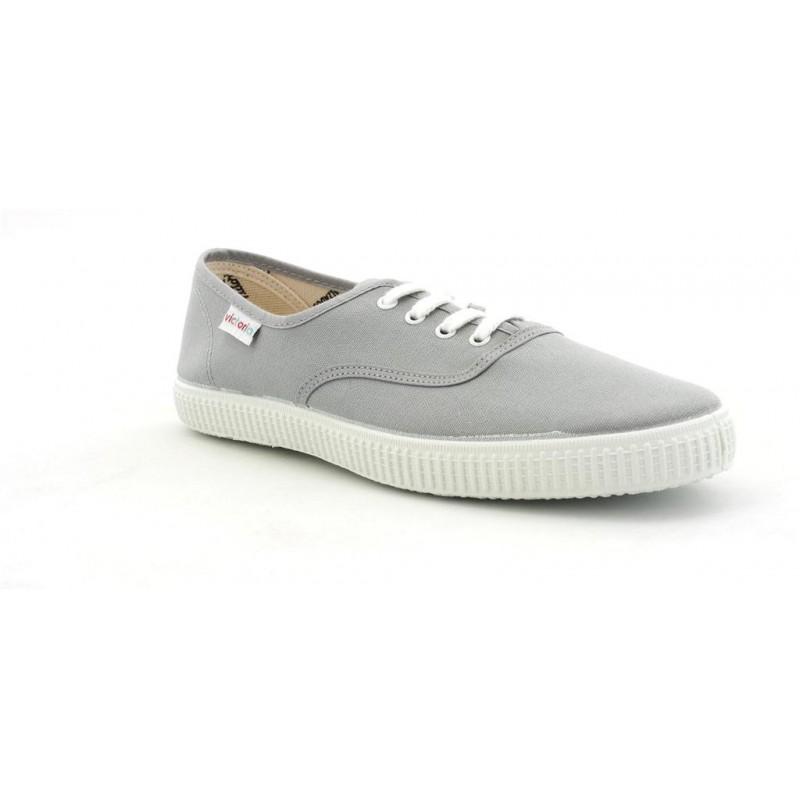 Tissu 6613 Chaussures Tennis Toile Victoria Victoria 36 Gris qwXpRa