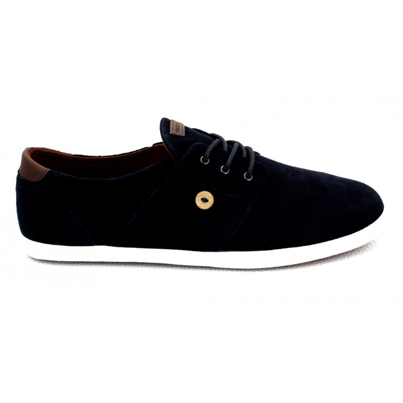 FAGUO CYPRESS - SUEDE-NAVY CHAUSSURES ADULTES NEUF