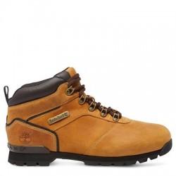 timberland splitrock 2 homme- a11vu - wheat-jaune, cuir, tissu