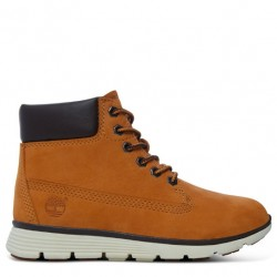 timberland killington boot enfant - miel, cuir, cuir