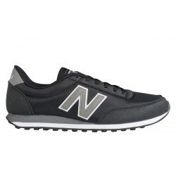 new balance 410 - black, nylon, tissu